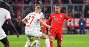 Liverpool Contact Bayern Munich For Thiago