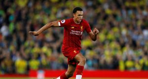 Trent Alexander-Arnold wins PL Young Player of the Year!