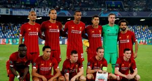 Liverpool predicted line up vs Leeds United