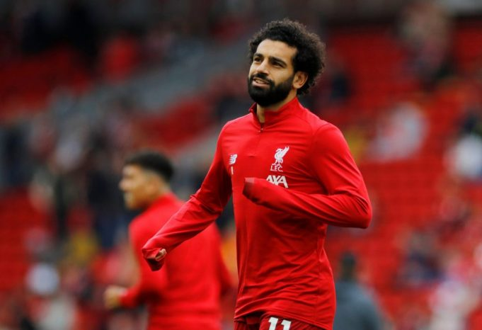 Mohamed Salah is an amalgam of Lionel Messi and Ryan Giggs- Neville