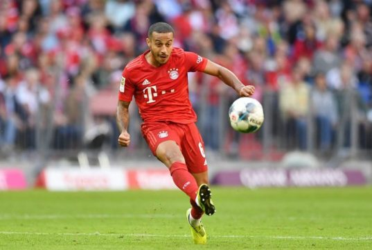 OFFICIAL: Liverpool FC complete the signing of Thiago Alcantara