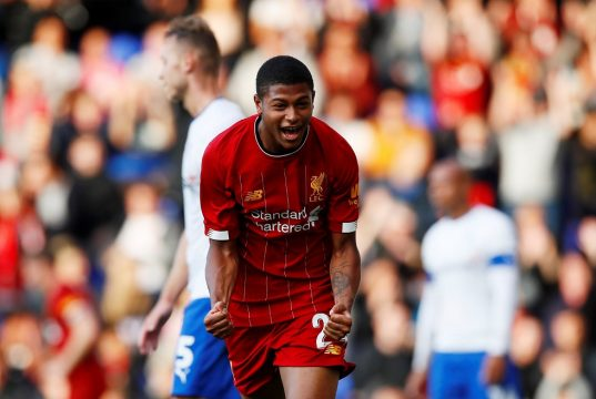 Rhian Brewster Close To Leaving Liverpool For Sheffield United