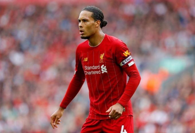 Virgil van Dijk Not Bothered By Being Called 'Arrogant' For Leeds Error