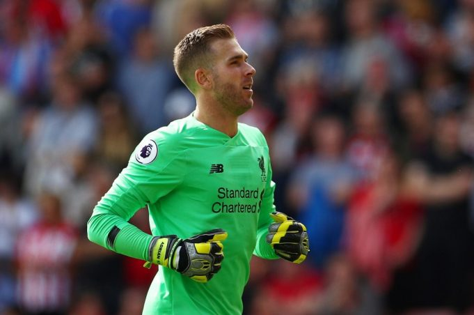 Adrian Furious With Pickford For Van Dijk Injury