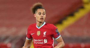Alexander-Arnold backs Rhys Williams for filling in for Van Dijk and Fabinho