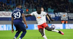 Carragher urges Liverpool to sign Upamecano in January