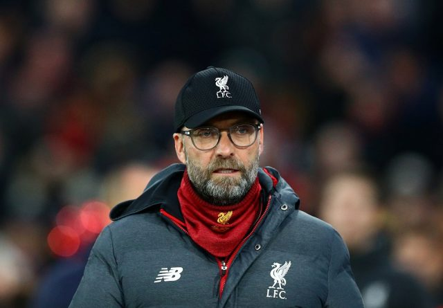 Jurgen Klopp gives update on some of his injured players