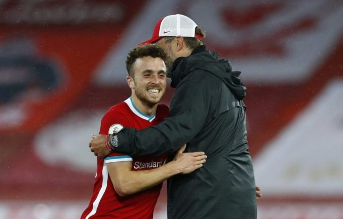 Klopp pleased by Liverpool effort