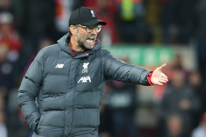Klopp Slams BT Sport Reporter Post Brighton Draw