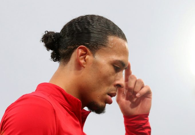 Liverpool defender Virgil van Dijk expected to be back by March