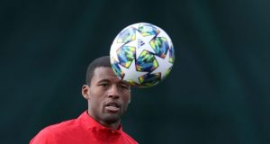 Wijnaldum Not Willing To Answer Liverpool Contract Queries