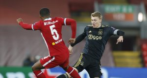 Ajax Defender Perr Schuurs Turns Down Liverpool