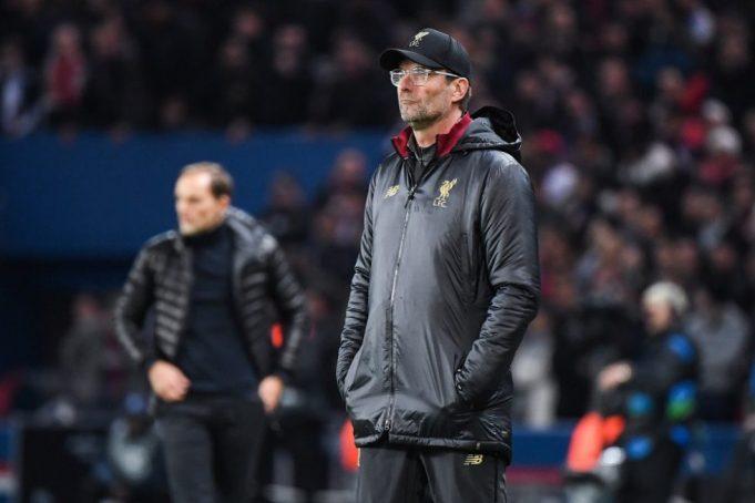 Jurgen Klopp apologises to Bayern boss Hansi Flick