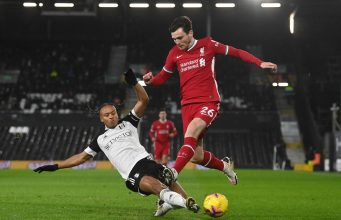 Liverpool vs Fulham Head To Head Results & Records (H2H)