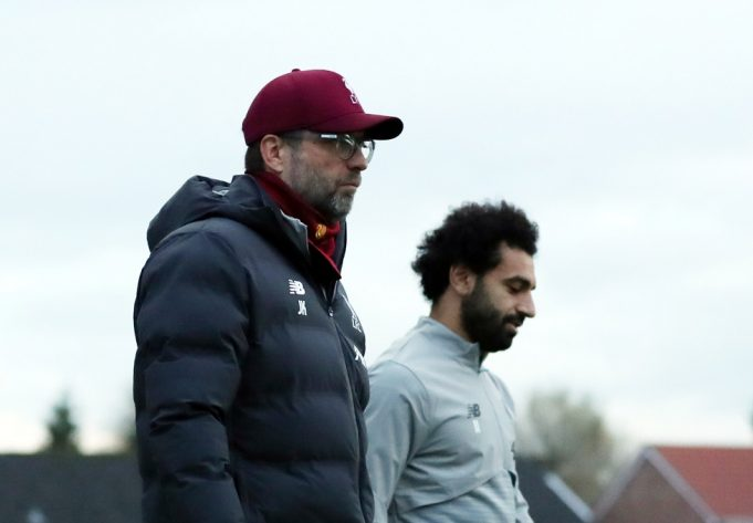 Mohamad Salah is unhappy at Liverpool