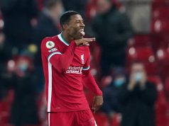 Gini Wijnaldum gives an update on his future