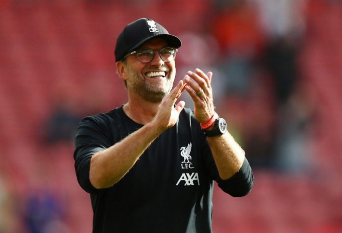 Jurgen Klopp Was Full Of Praise Of Impressive Aston Villa Youngsters