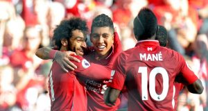 Jurgen Klopp asked to have a word with Liverpool's front three
