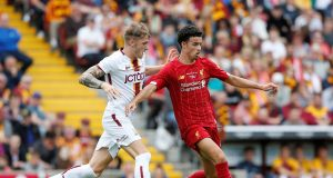 Jurgen Klopp backs outstanding Curtis Jones