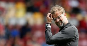 Jurgen Klopp will try to sign a new defender in January