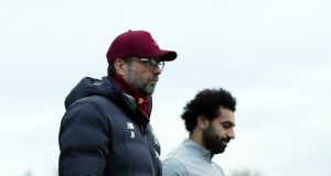 Liverpool Boss Believes Salah's Form Is Not Related To Contract