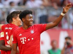 Liverpool in contact with David Alaba's agent