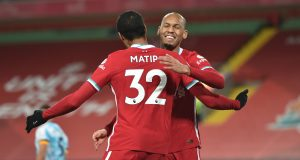 Liverpool provides injury update on Matip and Fabinho