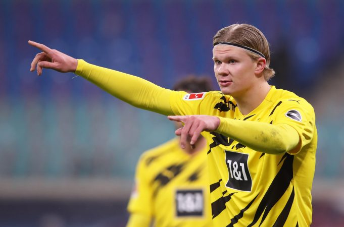 Liverpool urged to sign Erling Haaland