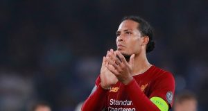 Netherlands boss provides positive Van Dijk injury update