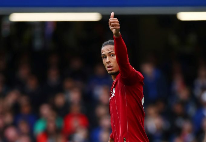 Jamie Carragher absolutely frustrated with Virgil van Dijk