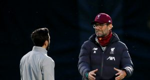 Jurgen Klopp claims he embarrassed Adam Lallana