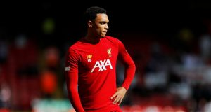 Trent Alexander-Arnold Disappointed In Himself