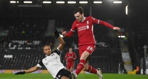Andy Robertson Believes Liverpool Showing Their Identity Again