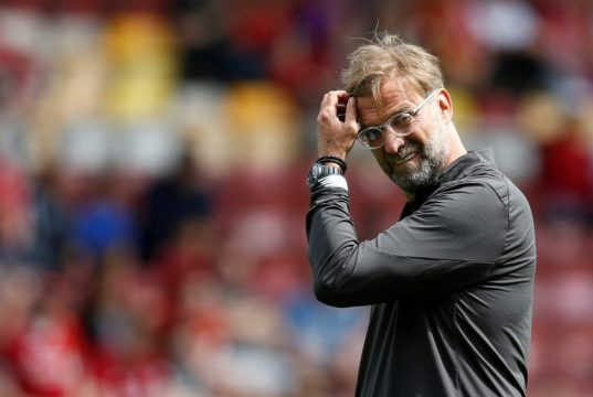 Jurgen Klopp Explains Reason Behind Salah Substitution