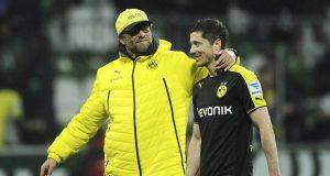 Jurgen Klopp names the best player he managed