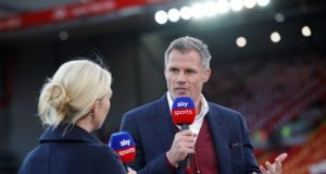 Liverpool won't make it to the top four claims Carragher