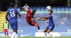 Sadio Mane Proud To Be At Liverpool