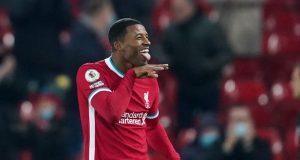 Wijnaldum - I love Liverpool but we will see what happens..