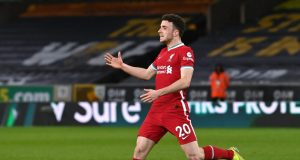 Portugal boss Santos admits fitness concern for Liverpool star