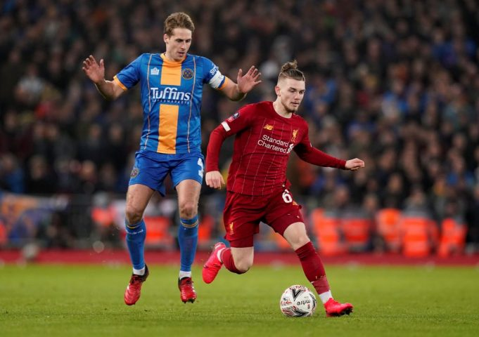 Jurgen Klopp Wants Harvel Elliot Back At Liverpool Next Season