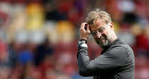 Jurgen Klopp admitted that they deserved to lose against Real Madrid