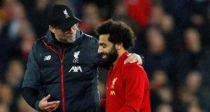 Jurgen Klopp defends 'selfish' Mohamed Salah