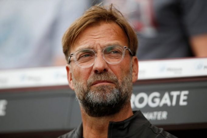 Jurgen Klopp outlines plan to overcome Madrid deficit