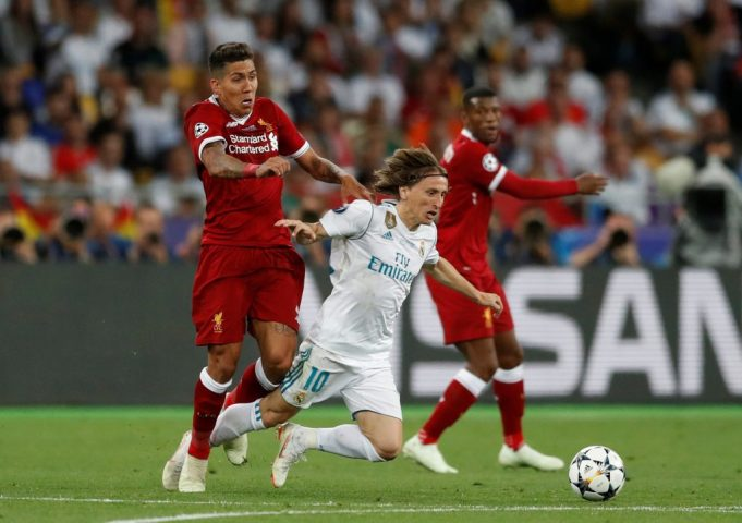 Liverpool vs Real Madrid Live Stream
