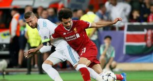 Real Madrid targetted two players in Liverpool clash