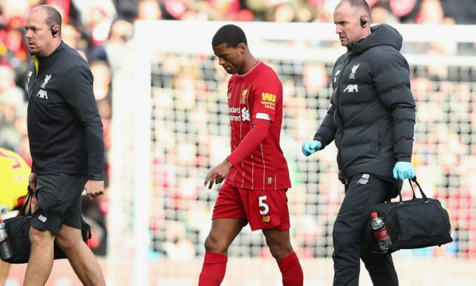 Gini Wijnaldum confirms Liverpool exit