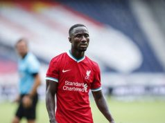 Jurgen Klopp Criticised For Playing Keita Out Of Position
