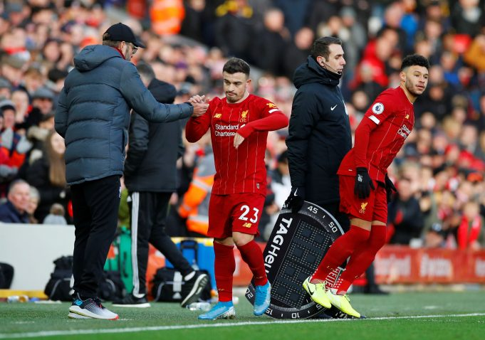 Liverpool Players To Be Sold