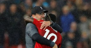 Liverpool manager Jurgen Klopp plays down Sadio Mane handshake snub