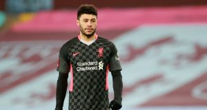 Liverpool won't be selling Alex Oxlade-Chamberlaine in the summer